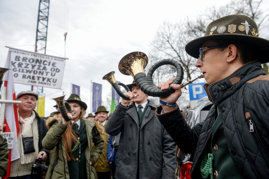 Leśnicy popierają Szyszkę