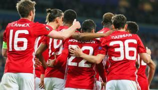 Piłkarze Manchesteru United