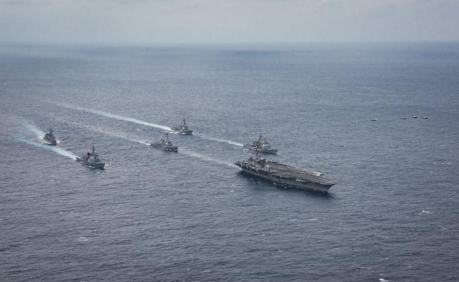 Lotniskowiec USS Carl Vinson