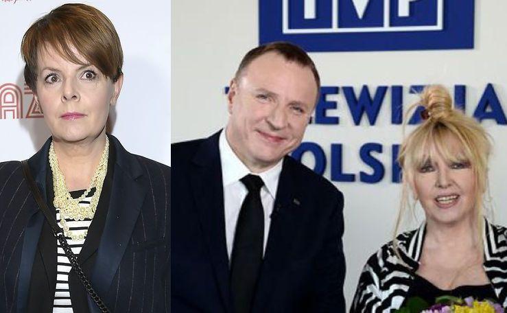 Karolina Korwin Piotrowska, Jacek Kurski i Maryla Rodowicz