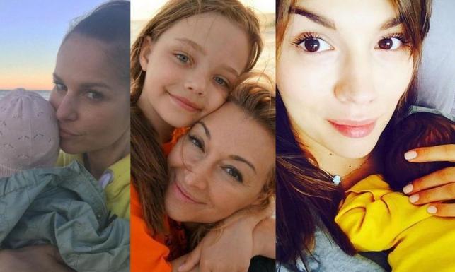 Gwiazdy świętują Dzień Matki i pokazują wzruszające zdjęcia [FOTO]