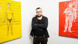 Sebastian Krok. Fot. Dariusz Golik