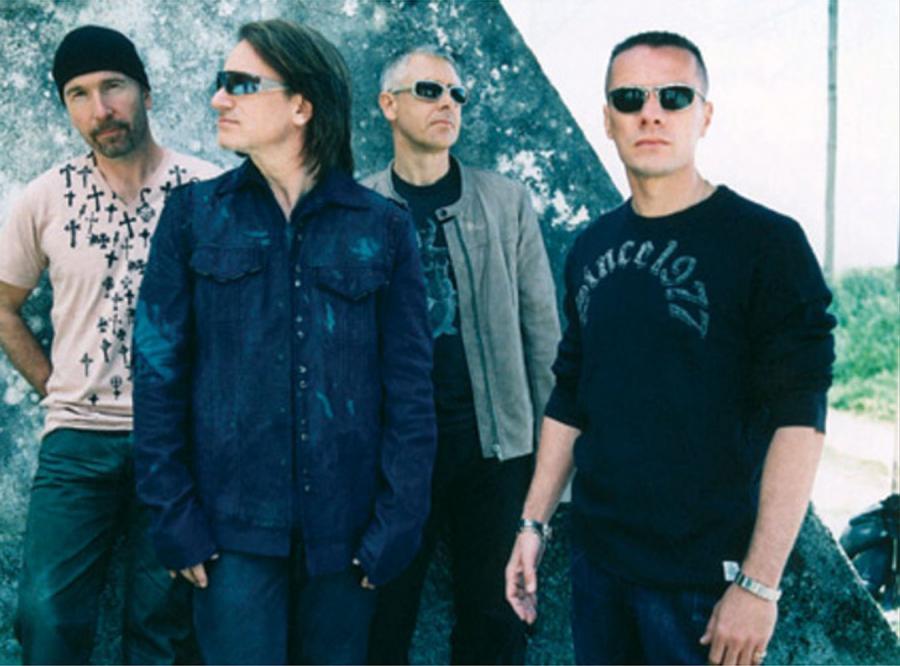 Historyczna chwila: U2 gra na Glastonbury