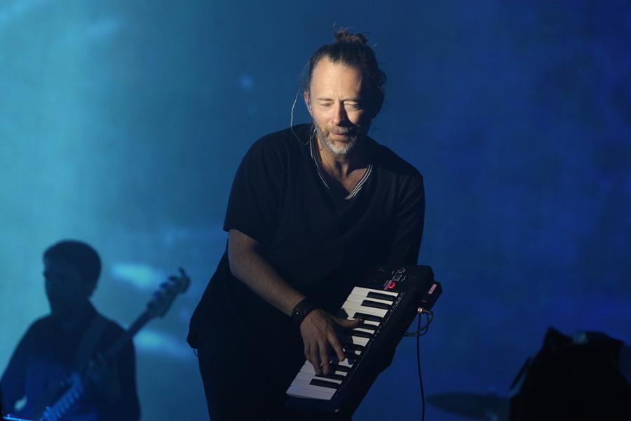 Radiohead na Open'er 2017
