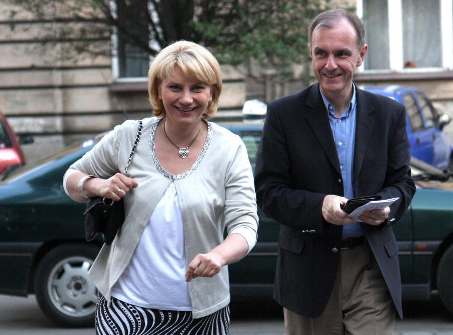 Żona ministra Klicha broni męża