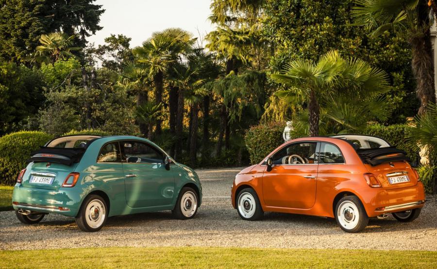 Fiat 500 Anniversario