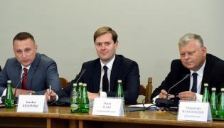 Członkowie komisji