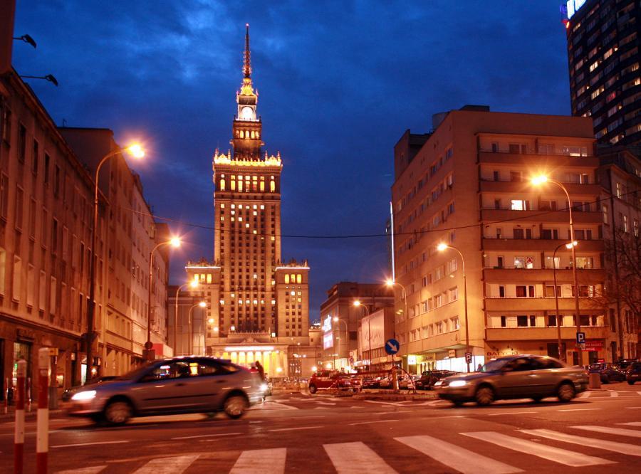 Warszawa pogrąży się w ciemnościach