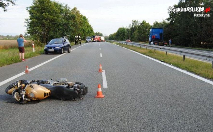 Do wypadków dochodziło też na skutek nieustąpienia pierwszeństwa przejazdu przez kierowców aut
