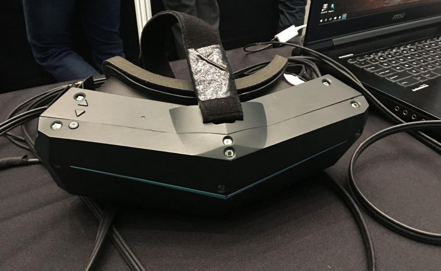 IFA - 8K gogle VR