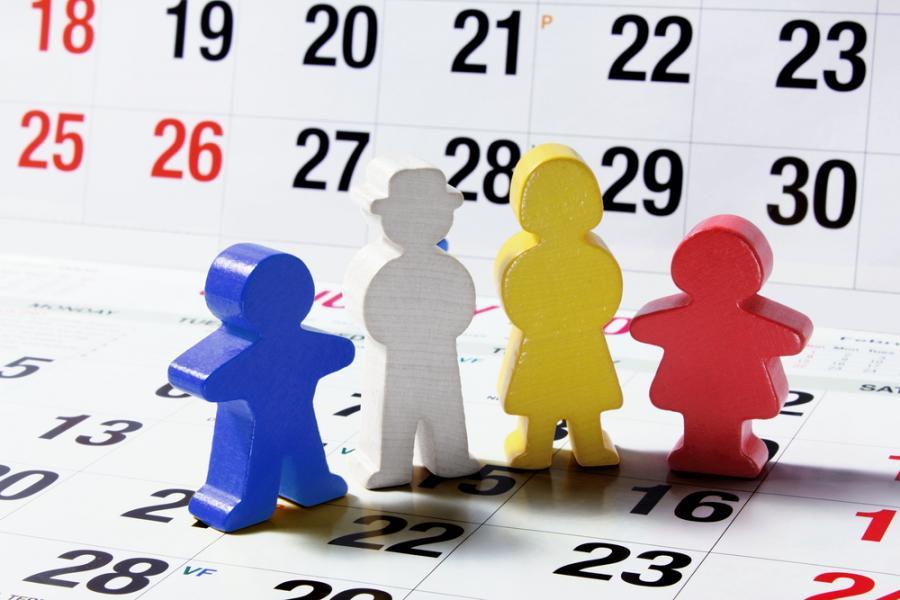 Kalendarz rodzinny