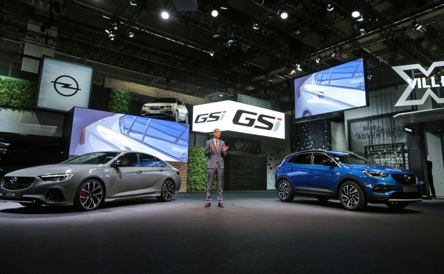 Opel insignia GSi grand sport i grandland X