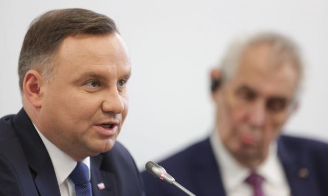 RMF FM: Poprawki PiS do sądowych ustaw nie spełniają oczekiwań prezydenta Dudy