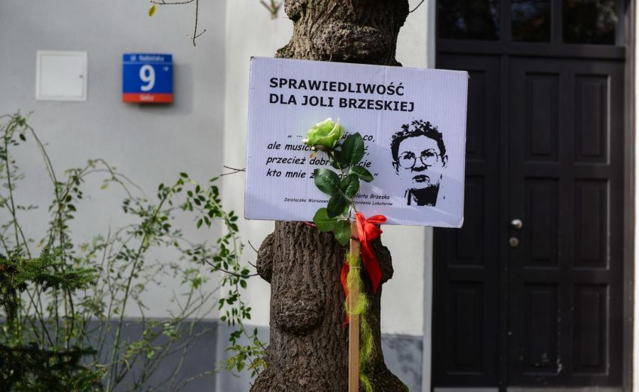 Kamienica przy ulicy Nabielaka 9 w Warszawie