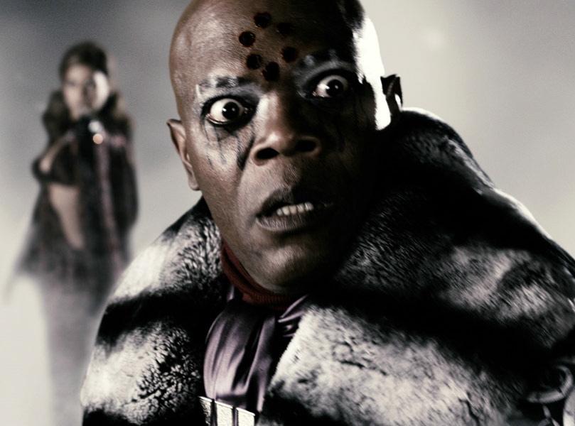 Samuel L. Jackson w filmie \