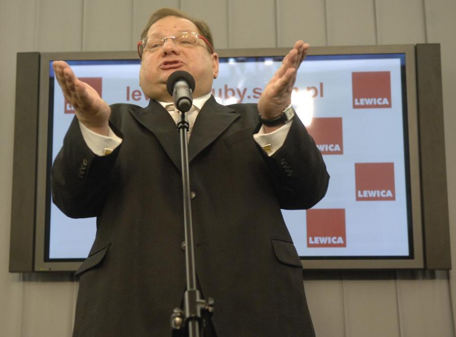 Kalisz chce postawić ministra przed Trybunałem