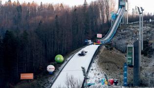 Skocznia narciarska w Wiśle-Malince