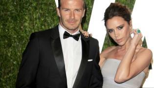 David i Victoria Beckhamowie