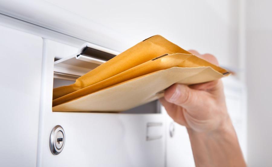 Przesyłki pocztowe