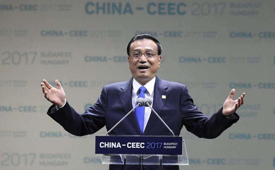 Premier Chin Li Keqiang