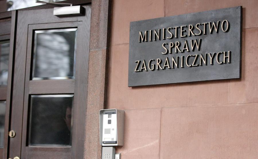 Siedizba polskiego MSZ