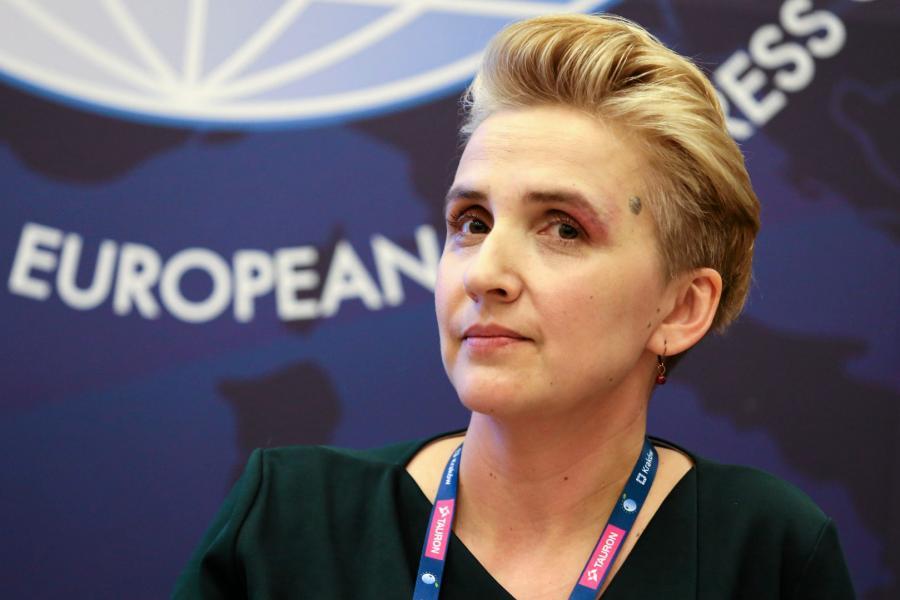 Joanna Scheuring-Wielgus z Nowoczesnej