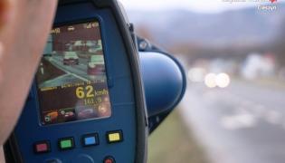 Yanosik ostrzega kierowców w języku ukraińskim