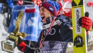 Kamil Stoch triumfatorem Turnieju Czterech Skoczni