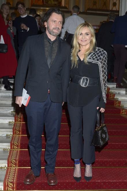 Tomasz Ziółkowski i Monika Olejnik