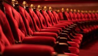 Stare fotele kinowe
