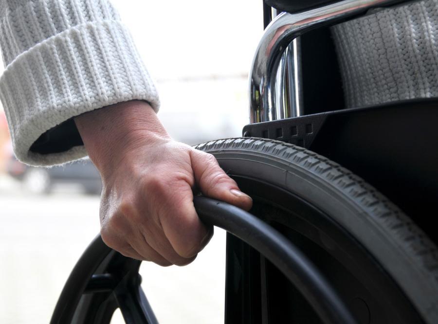 Jeździsz na wózku? Nie wyślesz listu