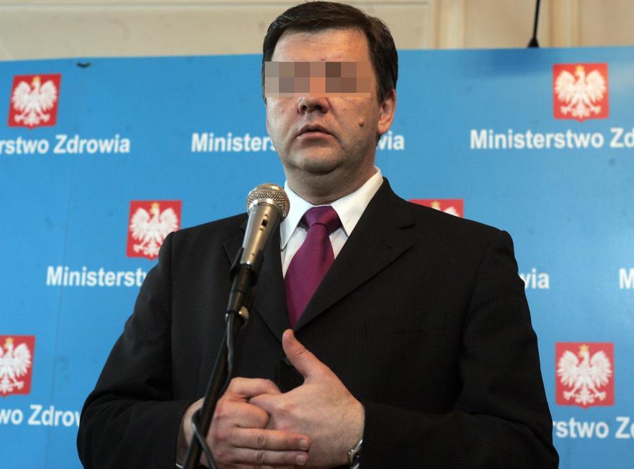 Zarzuty dla byłego wiceministra rządu Tuska
