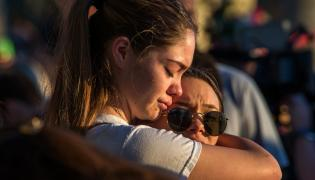 Żałoba po strzelaninie w szkole na Florydzie