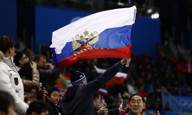Pjongczang 2018: Rosjanie bez swojej flagi podczas ceremonii zamknięcia igrzysk
