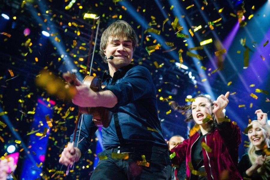 Alexander Rybak znów będzie reprezentował Norwegię na konkursie Eurowizji