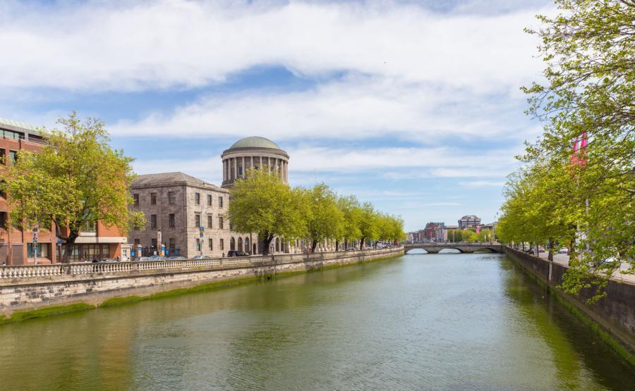 Siedziba High Court w Dublinie