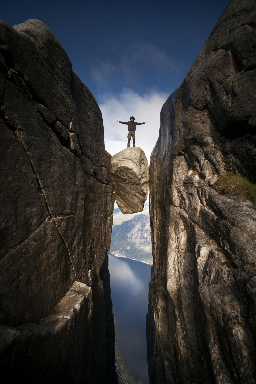 """Norwegia / Fot. Karol Nienartowicz / """"Górskie wyprawy fotograficzne"""""""