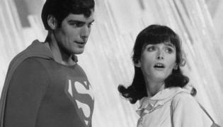 """Margot Kidder w filmie """"Superman"""""""