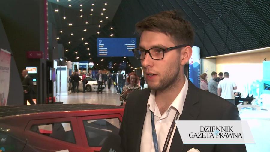 Sebastian Górecki, Łódź Solar Team