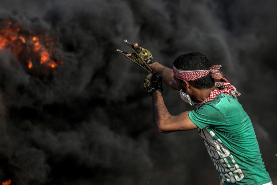 Strefa Gazy Picture: Palestyńczycy Ze Strefy Gazy Mają Dość. Od Ponad Dekady