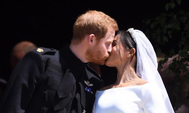Książę Harry i Meghan Markle powiedzieli sobie \