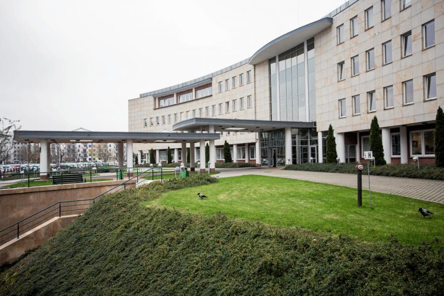 Główna siedziba ZUS