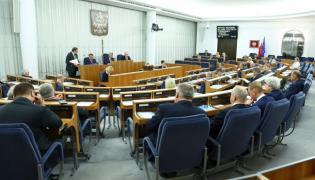 Posiedzenie Senatu
