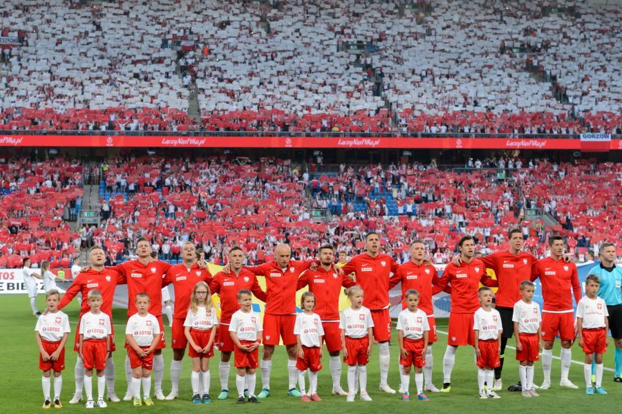 Mecz towarzyski Polska z Chile