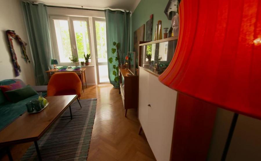 Odpicowane mieszkanie