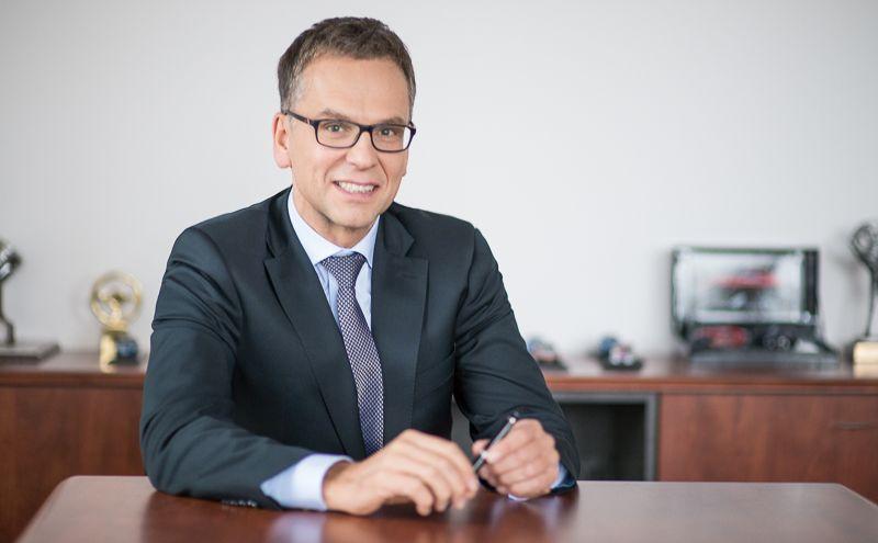 Wojciech Mieczkowski, nowy dyrektor generalny marek Peugeot, Citroen, DS i Opel w Polsce