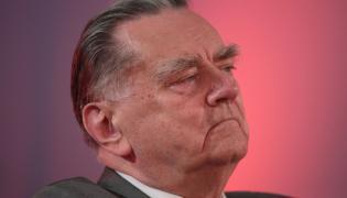 Były premier Jan Olszewski