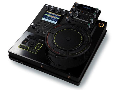 Nextbeat to dotykowa konsola, która umożliwi intuicyjne miksowanie muzyki