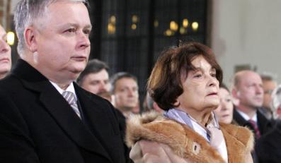 Mama prezydenta wkrótce opuści szpital