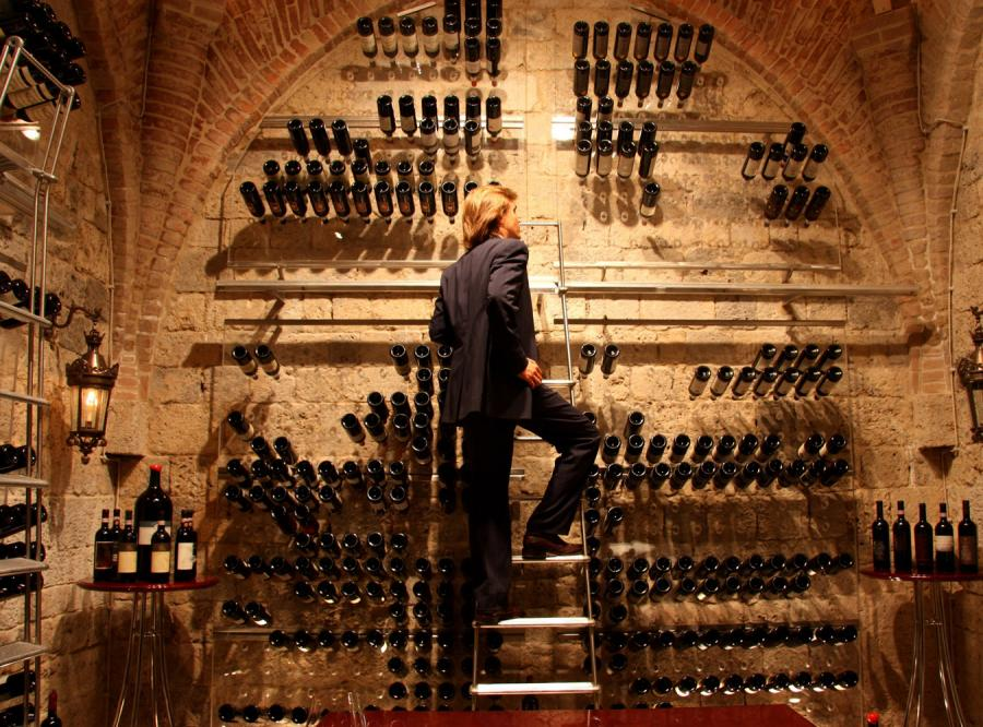 Giełdy tracą? -Zainwestuj w wino!